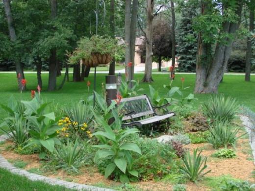 Outdoor sitting area ideas for Outdoor sitting area ideas