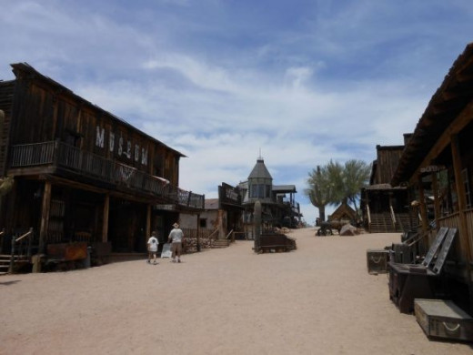 Goldfield Ghost Town Museum