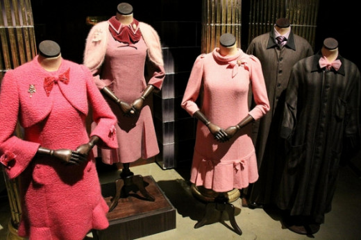 These 3 dresses were those actually worn in the Harry Potter movies, so hopefully these will be helpful for anyone who wants to recreate them as closely as possible.