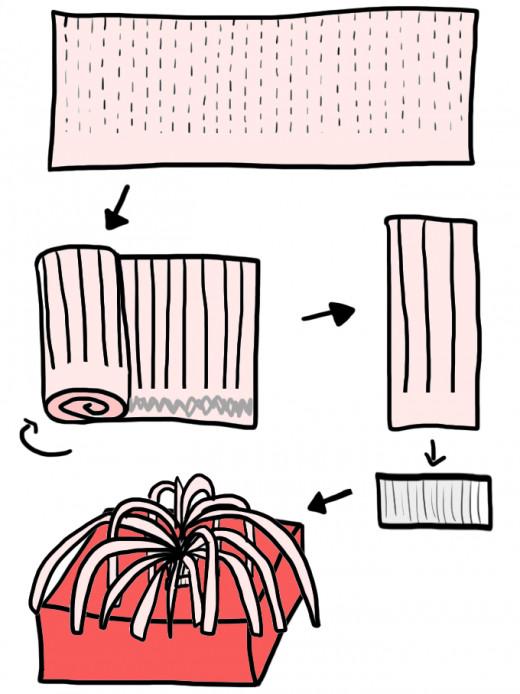 gift topper tutorial