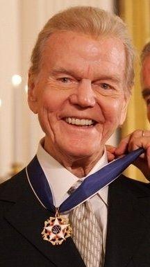 Paul Harvey - Presidential Medal of Freedom