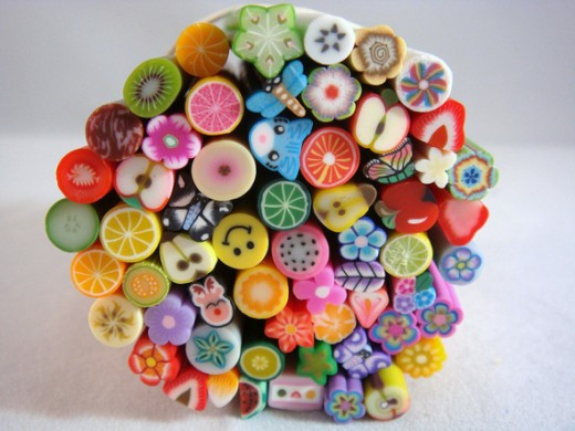 polymer clay projects for beginners
