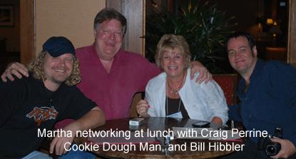 Networking at Unseminar 6: May 2009
