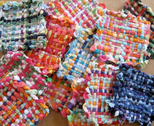 t-shirt-woven-potholders