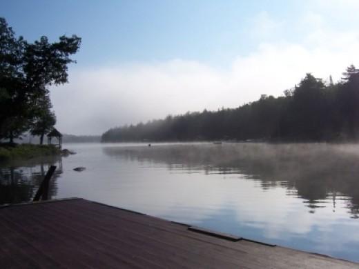 Moose Lake - Hauntingly Serene