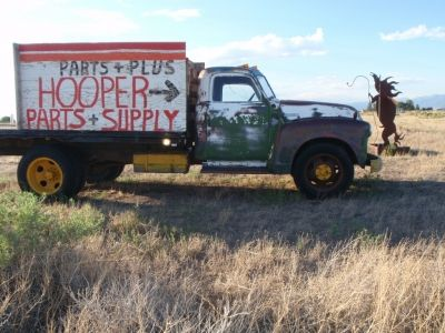 It takes all kinds.....You Never Know What You'll See on the Road!