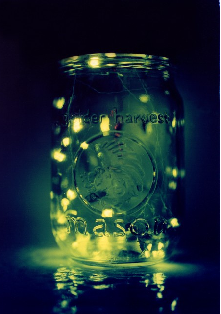 Lightning Bugs in a Jar