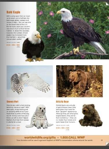 WWF Catalog
