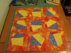 New Quilted Projects