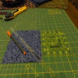 5 inch quilting ruler