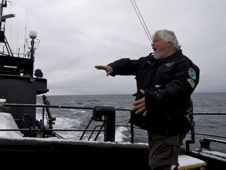 Captain Paul Watson - A Controversial Character
