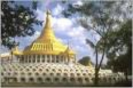 Many of these centres have not only meditation halls but meditation cells set in a pagoda.   Sound-proof and cells which can be darkened are best for earnest meditation.