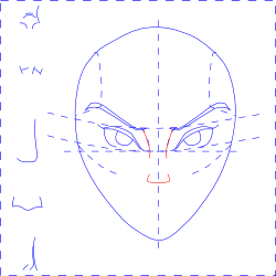 Lay Out the Nose