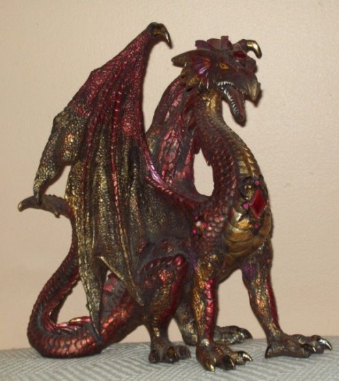 Eric the Red Dragon.