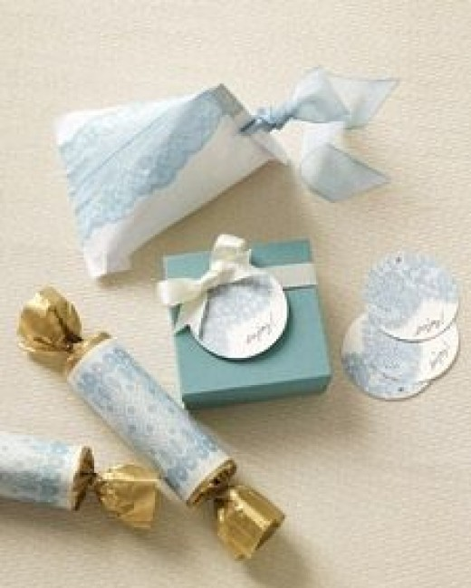 Lace clip art for party favors. Source:  MarthaStewart.com. See link below to download the clip art.
