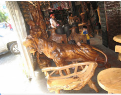 Ifugao Woodcarving