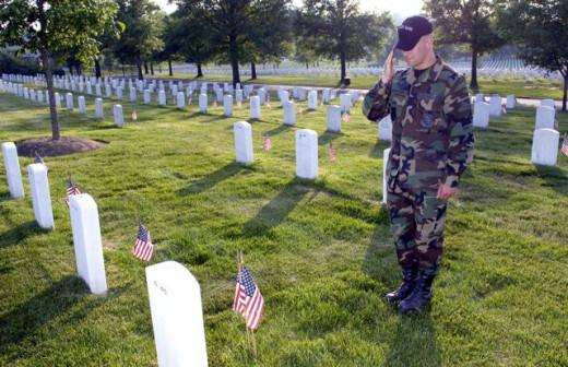 Vietnam Veteran Honored By His Son