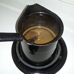 Turkish Coffee - First Raise