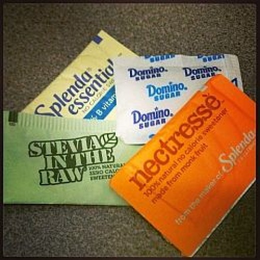 Various Sweeteners (Photo credit bnpositive)