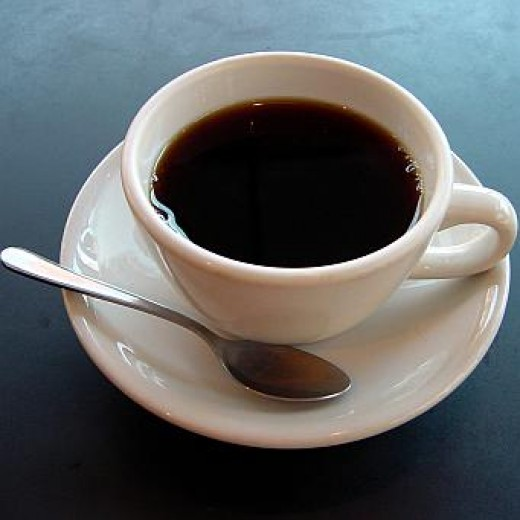 Sweetened Cup of Coffee