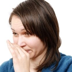 Stinky Breath - (depositphoto)