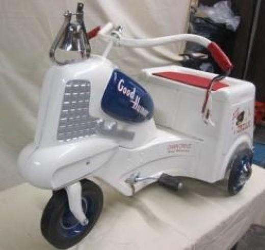1955 Murray Good Humor Ice Cream Tricycle