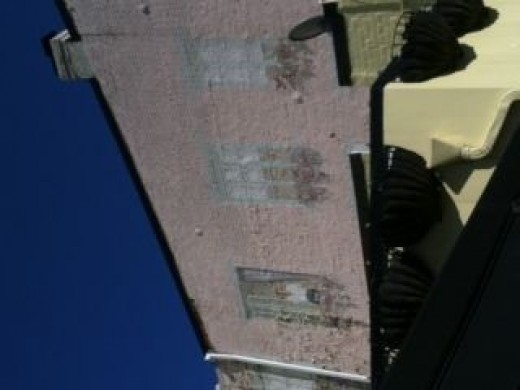 Ghost sign in Georgetown, Maryland. Photo Credit:  Lori Burdoo