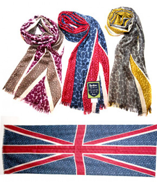 William and kate scarfes