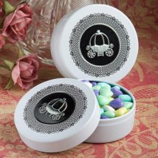 royal wedding mint tin