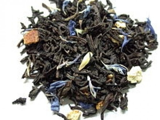 Lady Grey Tea Leaves