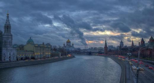 Photo by Sergey Ponomarev via Flickr