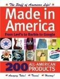 Made in USA?  Nope.  This book was made in China and contains many errors.