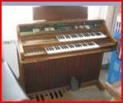 Gulbransen Electronic Organ from the 70's