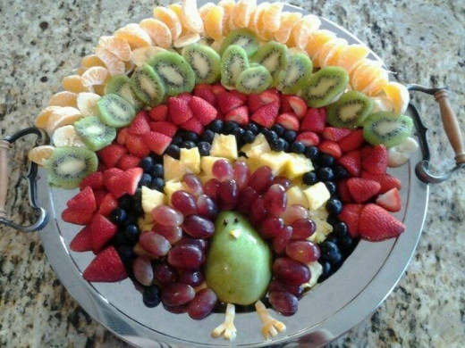 Another creative turkey alternative.