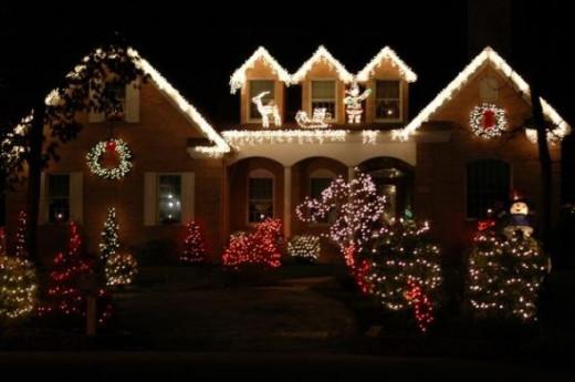 Christmas House Lighting tips