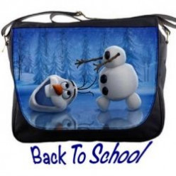 "Frozen Olaf's ""Back To School"" For Boys"