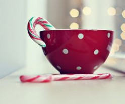A Joyful Cup of Christmas Tea