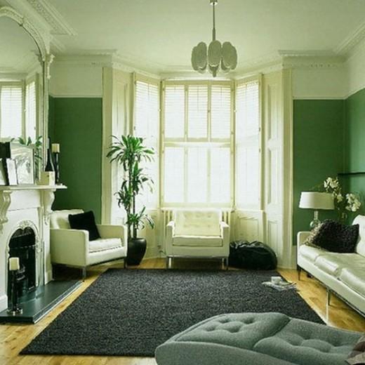 How does emerald green make you feel?