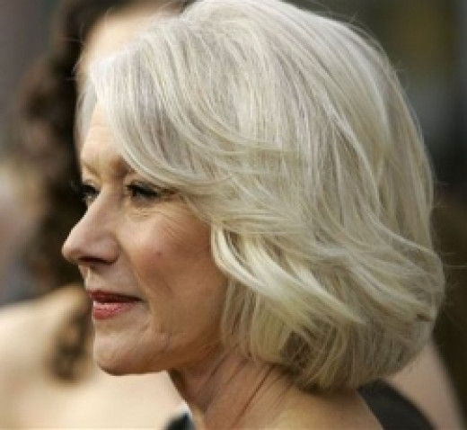 An icon of what older beauty looks like, Helen Mirren's style yields many tips for mature women to emulate.