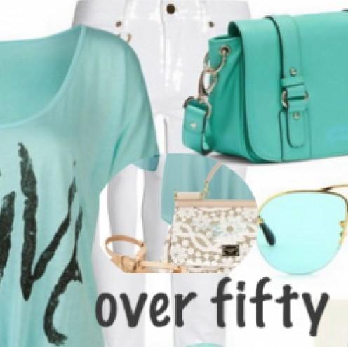 Summer Fashion Flattering for Women Over 50