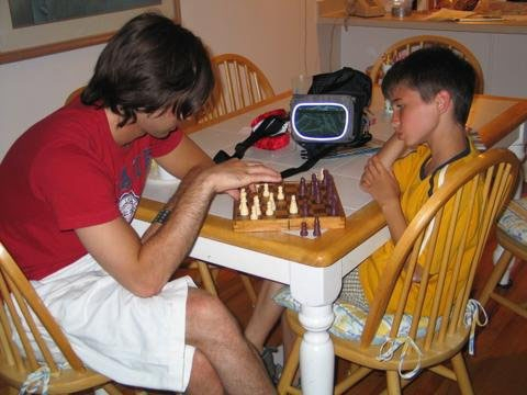 Two for Chess