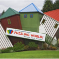Don't Miss Puzzling World - New Zealand's Optical Illusion Museum and Giant Maze