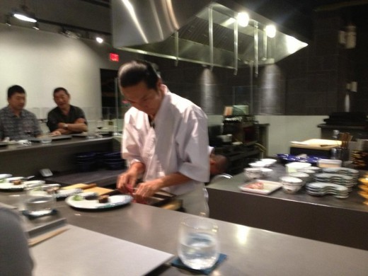 The Head Chef.