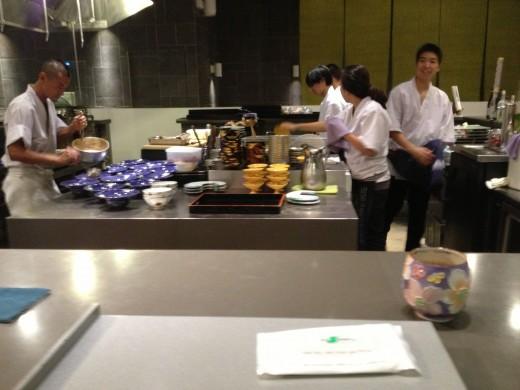 Kitchen Helpers.