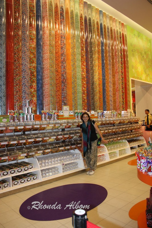 Worlds largest Candy Store in Dubai
