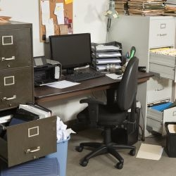 Is your office a mess?