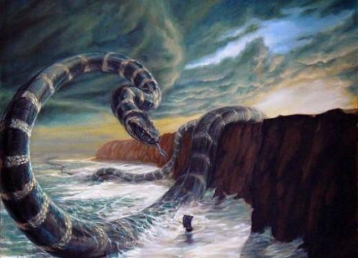 Jormungand, the Serpent