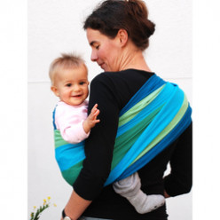 Didymos Wrap: My Baby Carrier Review