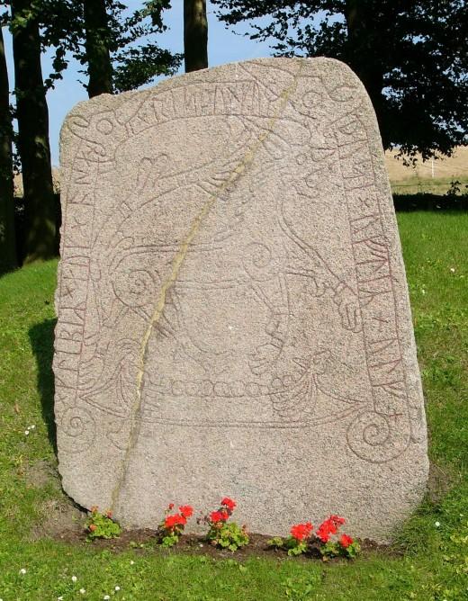 The Tullstorp Rune Stone