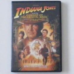 Indiana Jones DVD's